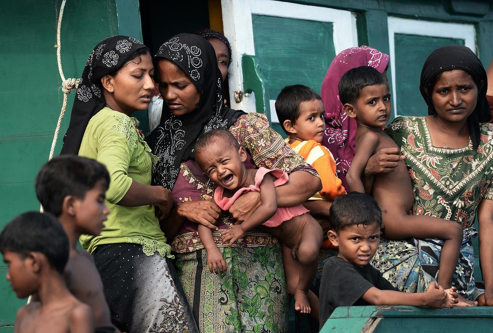 """Photo of Kehidupan Warga Rohingya """"Lebih Teruk Dari Haiwan"""""""