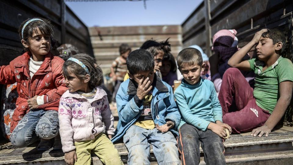 Photo of Kanak-Kanak Syria Trauma Akibat Kekejaman IS