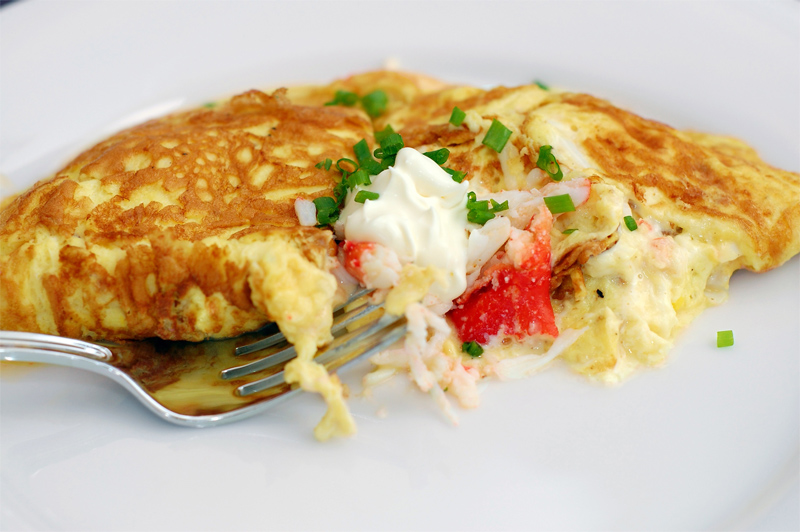 Photo of Because Everyone Knows How to Make an Omelette, right?
