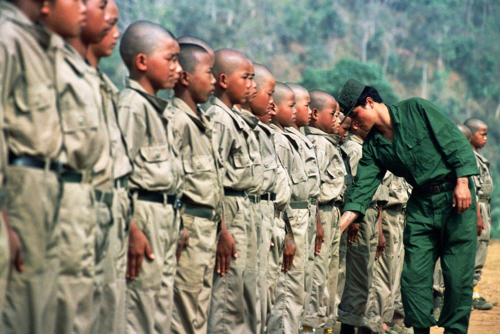 Photo of Kanak-Kanak Diculik Dan Dipaksa Jadi Tentera
