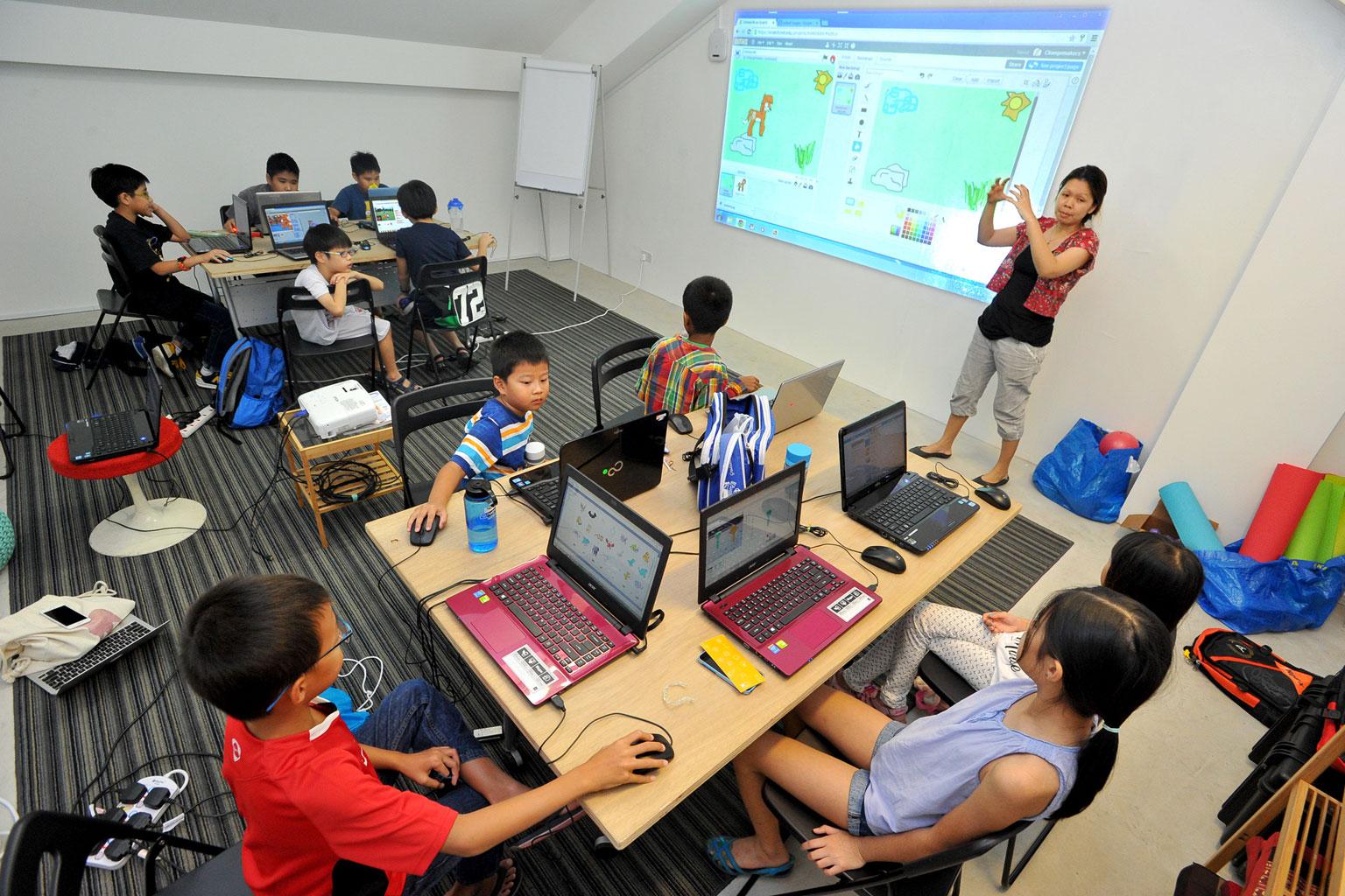 Photo of Pengekodan Pupuk Murid Celik Teknologi Digital