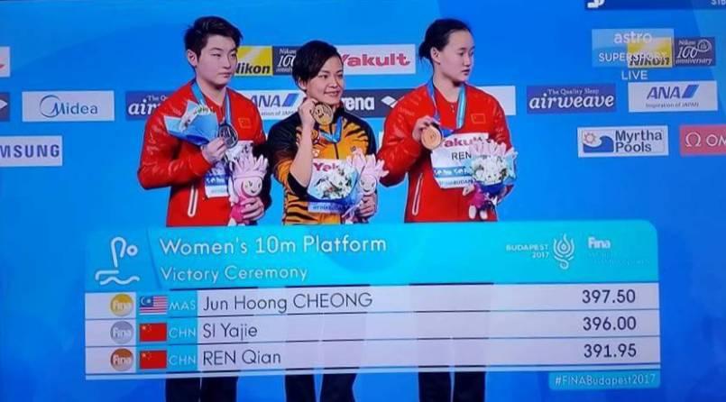 Photo of Empat Juara Dunia Dalam Masa Empat Bulan