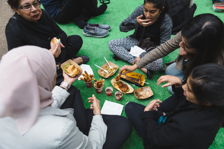Photo of Over 67 000 Visit Halal Food Festival in London