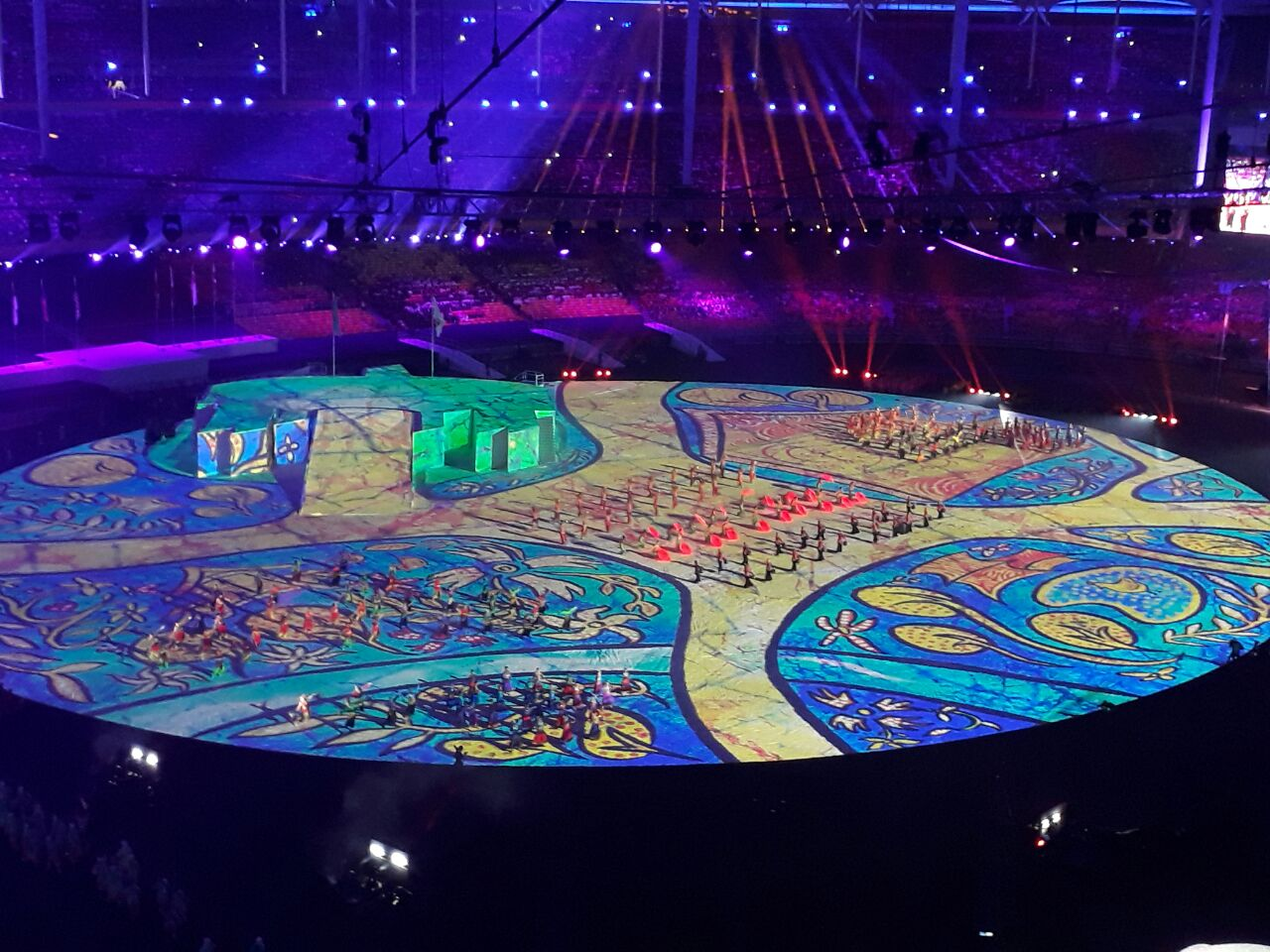 Photo of The Excitement And The Delicious Food of 29th Sea Games