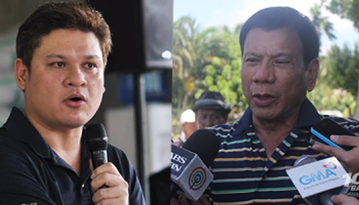 Duterte Sanggup 'Membunuh' Anak Kandungnya