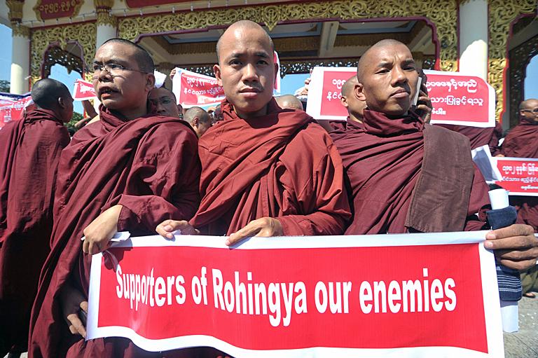 Photo of Diskriminasi Semua Muslim Di Myanmar