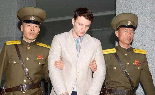 """Photo of Pelajar AS """"Diseksa Tanpa Perikemanusiaan"""" Oleh Korea Utara"""