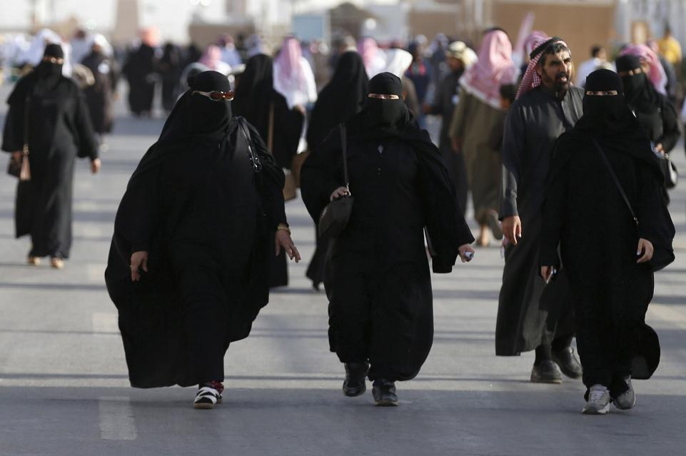 Photo of 7 Larangan Wanita Di Arab Saudi