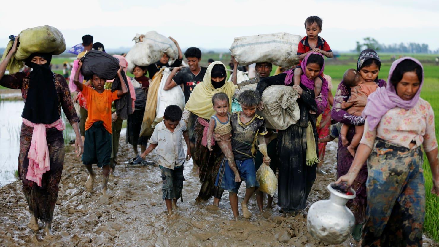 Photo of Siapa Sebenarnya Orang Rohingya Muslim?