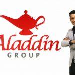 Aladdin Street Jengah Pasaran Halal China