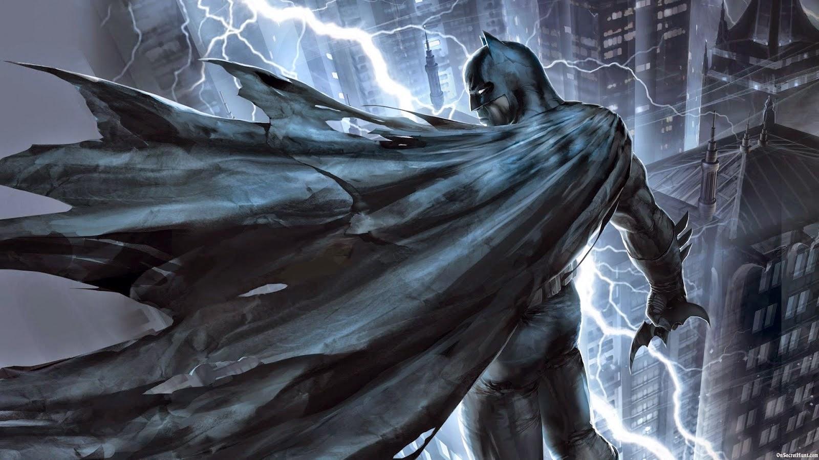 Photo of DC Comics Terokai Sisi Antagonis Batman