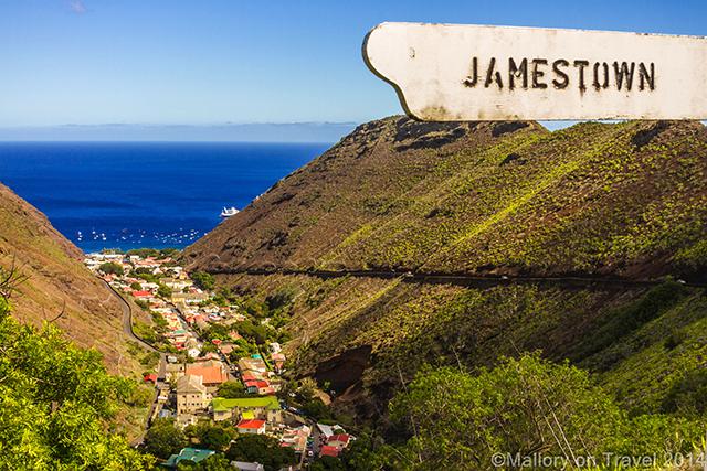 Photo of Saint Helena Mempelawa Kedatangan Pelancong