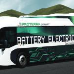 Bas Elektrik Sedang Dalam Perjalanan Memecahkan Rekod Dunia