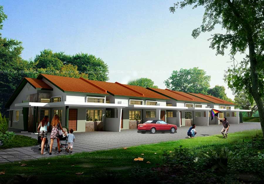 Pendapatan Isi Rumah RM10,757 Diperlukan Untuk Membeli Rumah
