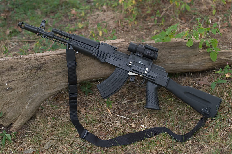 Photo of Senjata Kalashnikov Akan Dibuat Di Arab Saudi