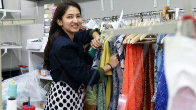 Photo of KL Born Fashion Designer Dresses Singapore