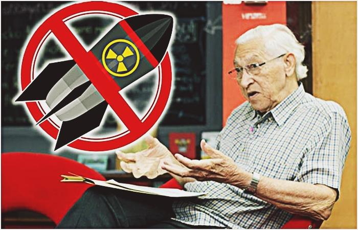 Photo of Kempen Rakyat Malaysia Membantah Nuklear Menang Anugerah Nobel Keamanan