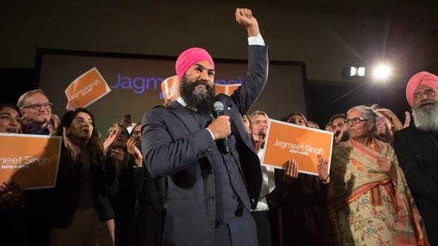 Photo of Jagmeet Singh, Wajah Baru Politik Kanada