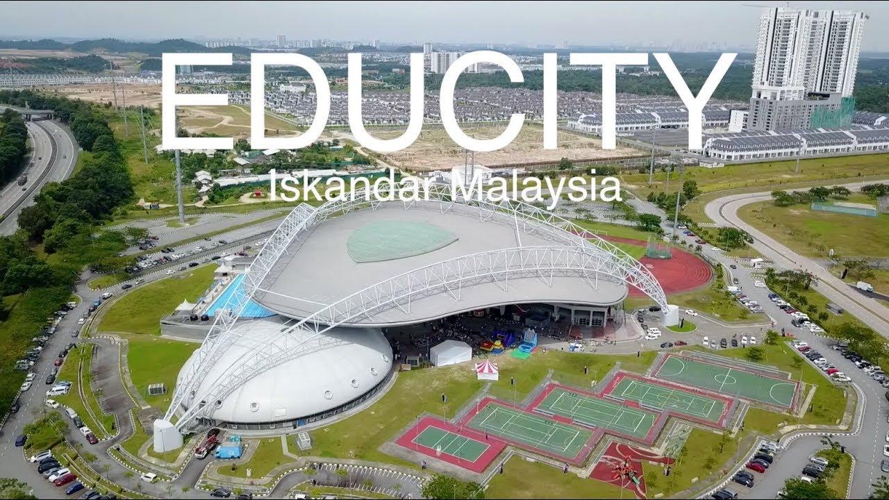 Photo of EduCity- Bandar Ilmu Di Iskandar, Johor