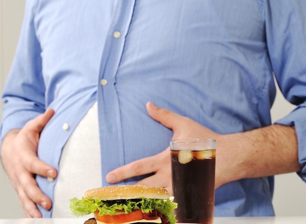 Photo of Deep Belly Fat Could Weaken Men's Bones