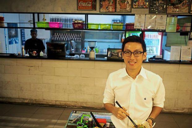 Photo of Tony Lim: Pakar Kereta Bertukar Pemilik Kedai Makan