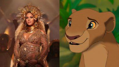 Photo of Beyonce Bintangi Filem The Lion King