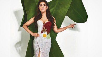 Photo of Miss Universe Malaysia Pertaruh Gaun Nasi Lemak