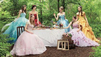 Photo of Gaun Perkahwinan Puteri Disney Bukan Lagi Dongeng