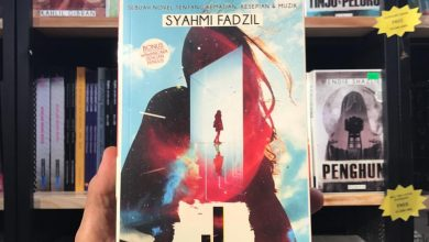 Photo of Book Review: J by Syahmi Fadzil