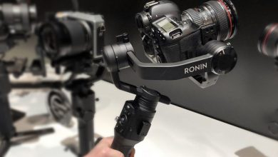 Photo of Ronin-S Stabilizer 3-Axis Khas Untuk DSLR