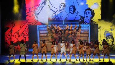 Photo of OlaBola the Musical Begins Today!