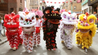 Photo of Watching Lion Dances Is A Must This Weekend