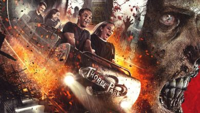 Photo of Roller Coaster Pertama The Walking Dead