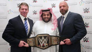 Photo of Arab Saudi Memeterai Perjanjian Eksklusif Bersama WWE