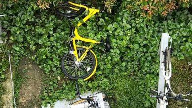 Photo of Singapura Tangani Pembuangan Basikal Dengan Kod QR Dan Denda
