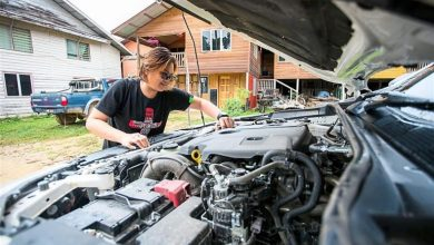 Photo of Pemandu Trak Ini Pecah Tradisi Wanita Kelabit