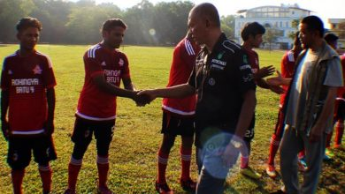 Photo of Pelarian Rohingya Di Malaysia Tubuh Kelab Bola Sepak