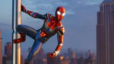Photo of Iron Spider Akan Ke PS4