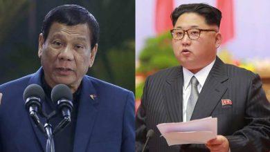 """Photo of Kim Jong-Un Jadi """"Idola"""" Duterte"""