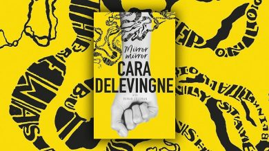 Photo of Cara Delevingne's Book 'Mirror Mirror' Shocks And Deceives