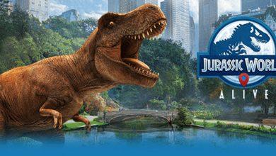 Photo of Jurassic World Alive – Pokemon Go Dinosaur?