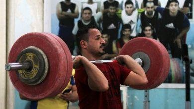 "Photo of Bandar Kecil Iraq ""Muntahkan"" Juara Angkat Berat"