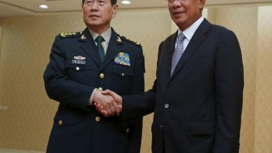 Photo of China Bantu Modenkan Angkatan Tentera Kemboja