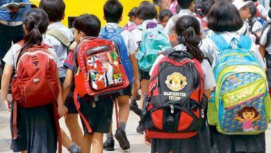 Photo of 72% Beban Berat Beg Sekolah Bukan Disebabkan Buku Teks