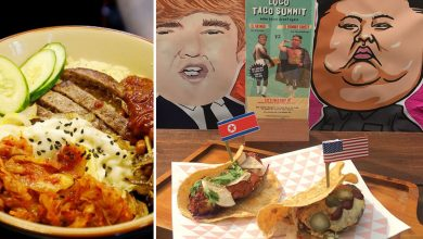 Photo of Summit Themed Food Fusion Merges The Taste Of America And North Korea