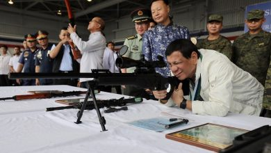 Photo of Philippines: Guns to be made legal for community leaders