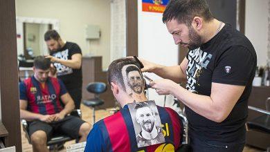 Photo of 'Tatu Rambut' Semarakkan Demam Piala Dunia