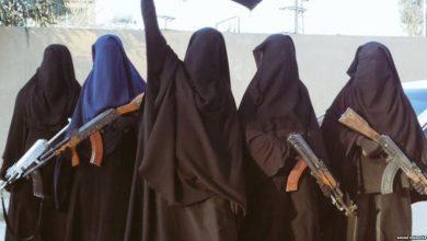 Photo of Anggota Militan Wanita Semakin Radikal Dan Berbahaya