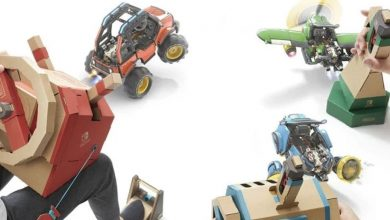Photo of Nintendo Labo Vehicle Kit Bakal Tiba 14 September ini