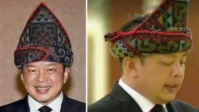 Photo of Kepentingan Topi Tradisional Darell Leiking Ketika Angkat Sumpah
